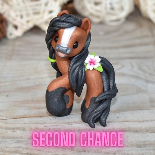 Jacob - (Second Chance) - Handmade polymer clay pony