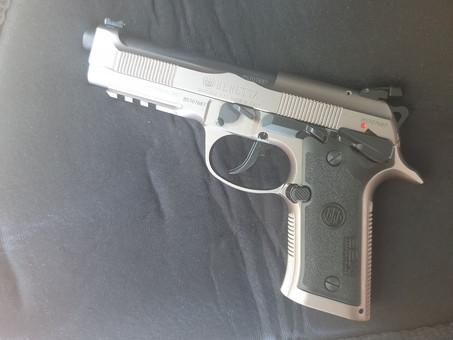 Hands on the new Beretta 92X