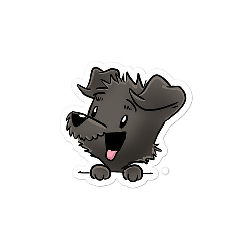 'Pocket Pupper' Sticker
