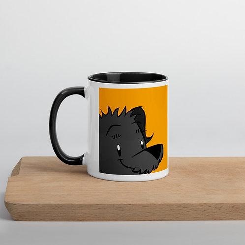 Mellybean 'Peek-a-boo' Mug