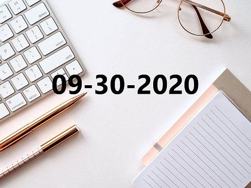 Supervision Webinar 09-30-20