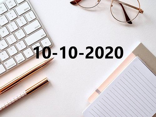 Supervision Webinar 10-10-20