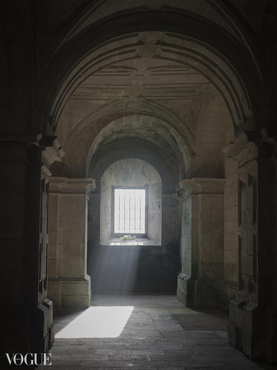 Monasterio de Sobrado