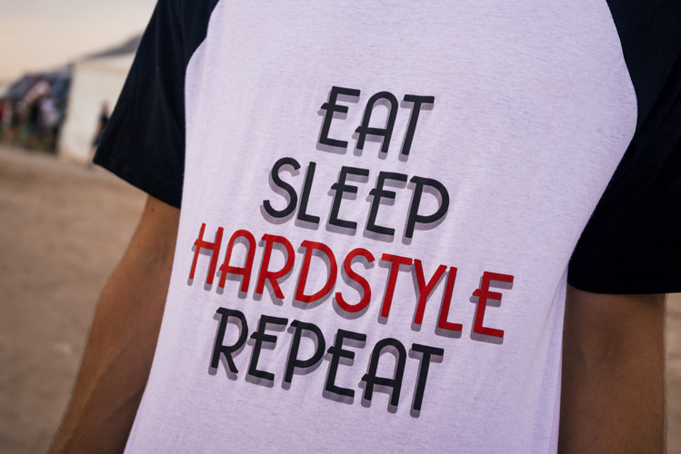 Hardstyle mood