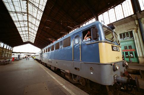 Rail Station of Budapest