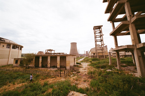Power Plant from 90's