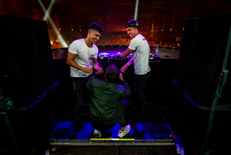 Sound Rush & Headhunterz