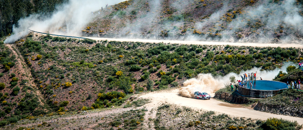 O Outro Rally WRC Portugal  2018