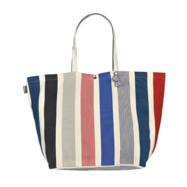 Adjustable Bag Garlin Marine 100% cotton coated by Artiga