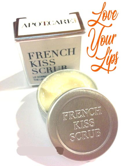 Lip Scrub French Kiss - 15ml / 0.5 fl.oz - APOT.CARE