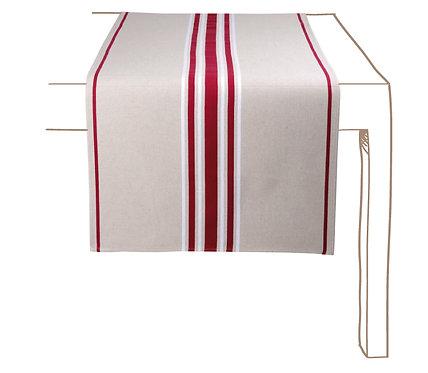 Table Runner Corda Bx Blanc - Artiga