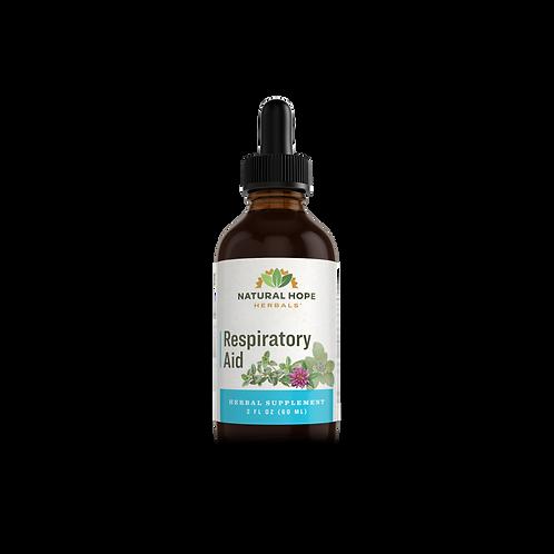 Respiratory Aid herbal extract 2 fl.oz