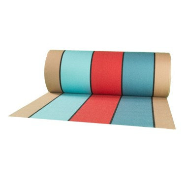 "Canvas for deck chair - Caspienne - size 45.5""x16.5"" -Artiga"