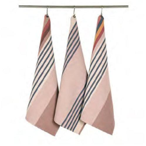 Dish Cloth Larrau Rose - 100% Cotton - Artiga