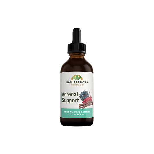 Adrenal Support herbal extract 2 fl.oz