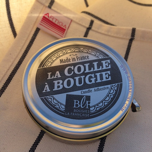 Candle Adhesive in metal box - Bougies La Francaise