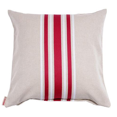 Pillow case square Corda Bx Blanc- Artiga