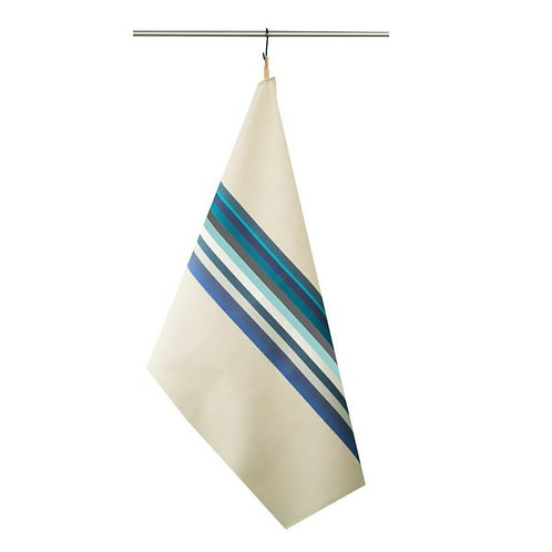 Dish Cloth Mauleon Bleu - 100% Cotton - Artiga