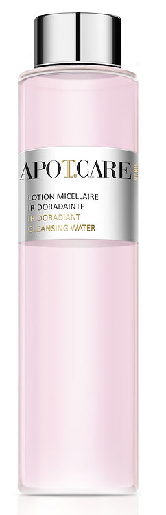 Micellar Cleansing Water Iriidoradiant - 6.76 fl.oz - APOT.CARE