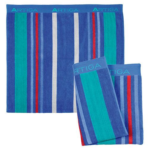"""Beach towel Beost (71""""x40"""" ) 100% extra soft cotton by Artiga linens"""