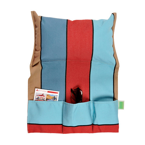 Deck Chair Pillow Caspienne -Artiga