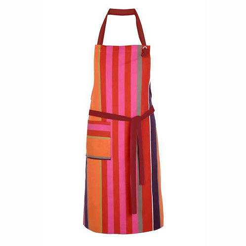 "Apron adjustable Ogeu 100% cotton - 30.5""x35.5"" - Artiga"