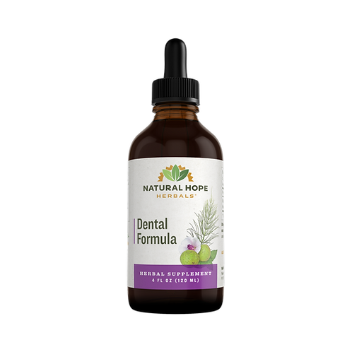 Dental Formula herbal extract 4 fl.oz