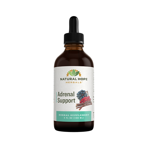 Adrenal Support herbal extract 4 fl.oz