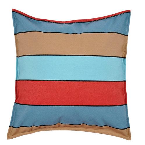 Square Pillow Case Large outdoors Caspienne - Artiga