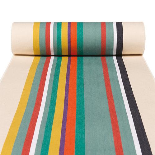 "Canvas for deck chair - Biarotte - size 45.5""x16.5"" -Artiga"