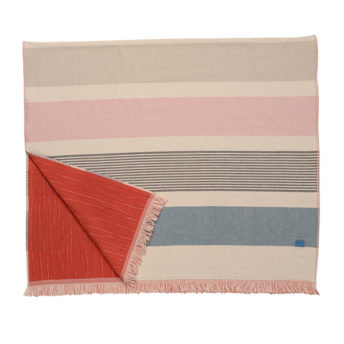 Terry Towel Garlin Corail -Artiga