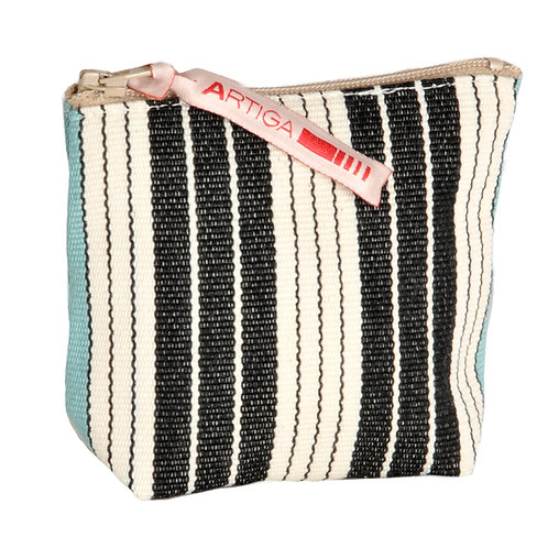 "Artiga Wallet Sauvelade 100% cotton - 4.5""x3.5"""