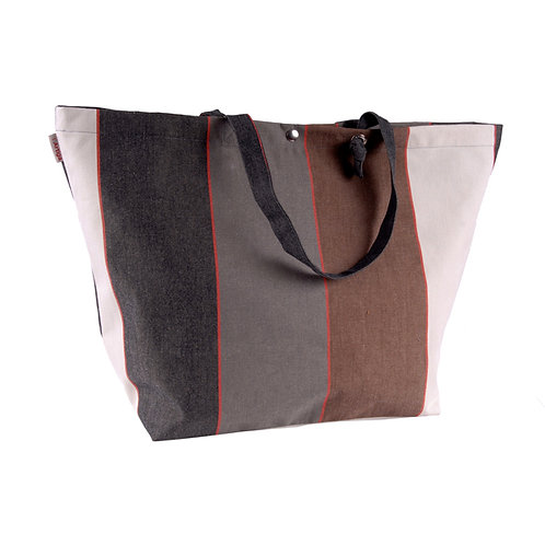Adjustable Bag Argagnon 100% cotton coated by Artiga