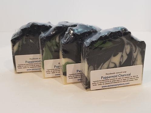 Peppermint Charcoal