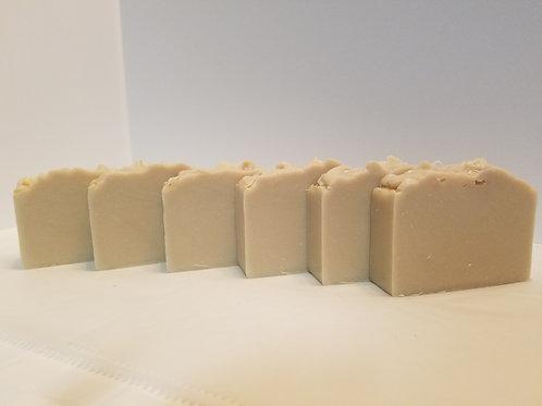 Goat milk soap ( unscented)