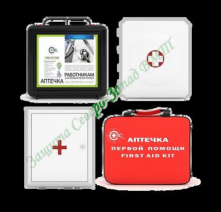 Аптечка для оказания первой помощи работникам (приказ № 169н) (СТС)