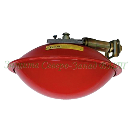 Модуль порошкового пожаротушения МПП Буран-2,5