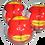 Thumbnail: Самосрабатывающий огнетушитель ШАР-1