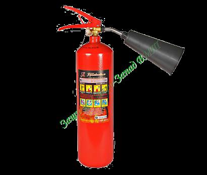 Огнетушитель ОУ-2 ВСЕ