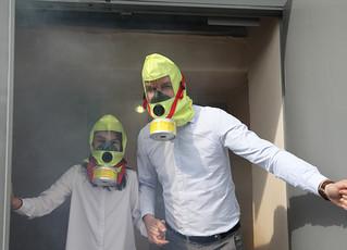 Оснащение людей средствами индивидуальной защиты при пожаре теперь регламентируется новым ГОСТом