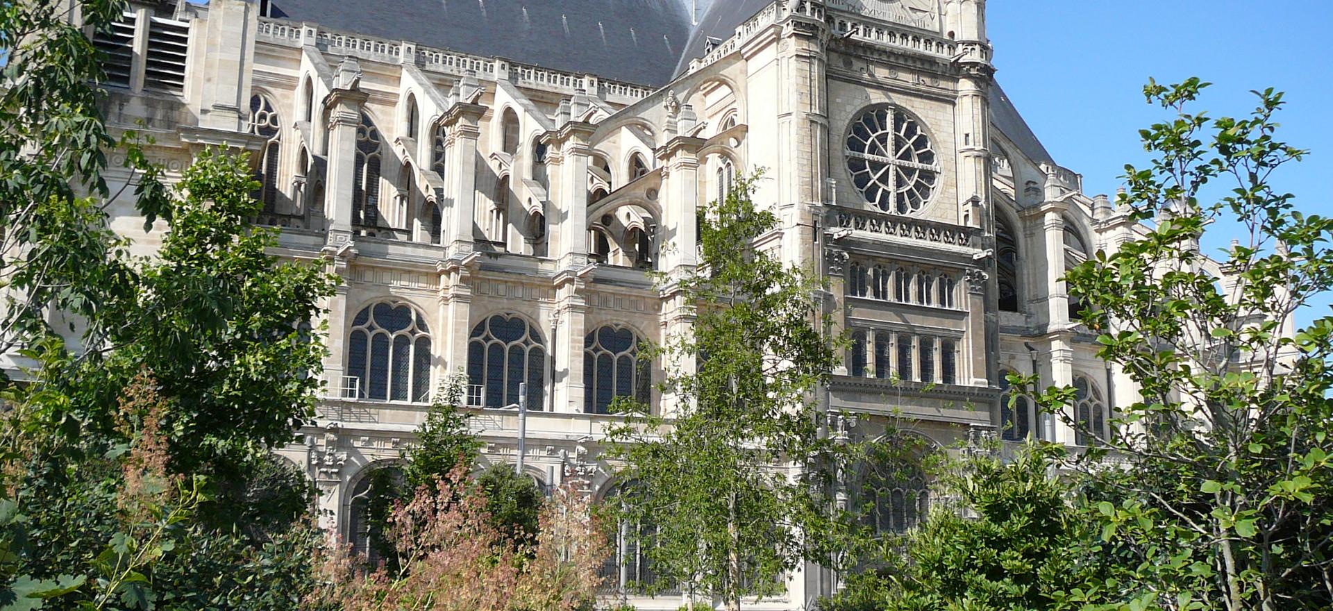 Église de Saint-Eustache (1er arrondissement)