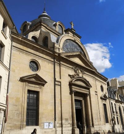 Temple protestant du Pentemont (7ème arrondissement)