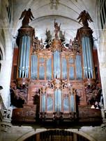 Orgue de Saint-Etienne-du-Mont