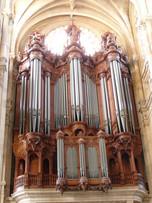 Orgue de l'église Saint-Eustache