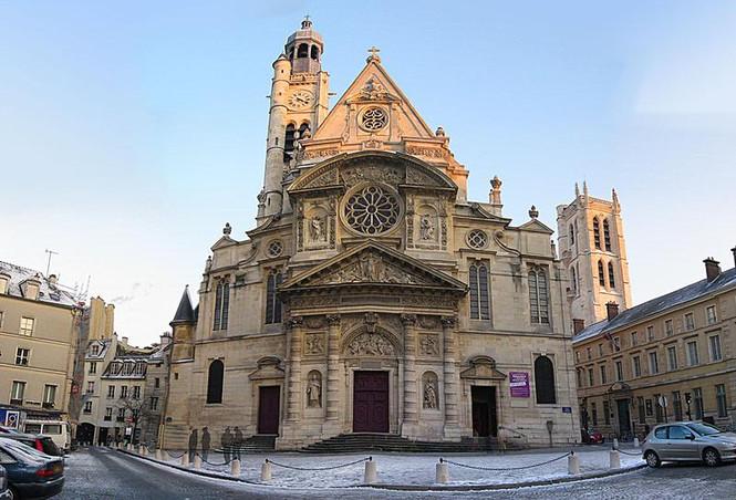 Église de Saint-Étienne-du-Mont (5ème arrondissement)