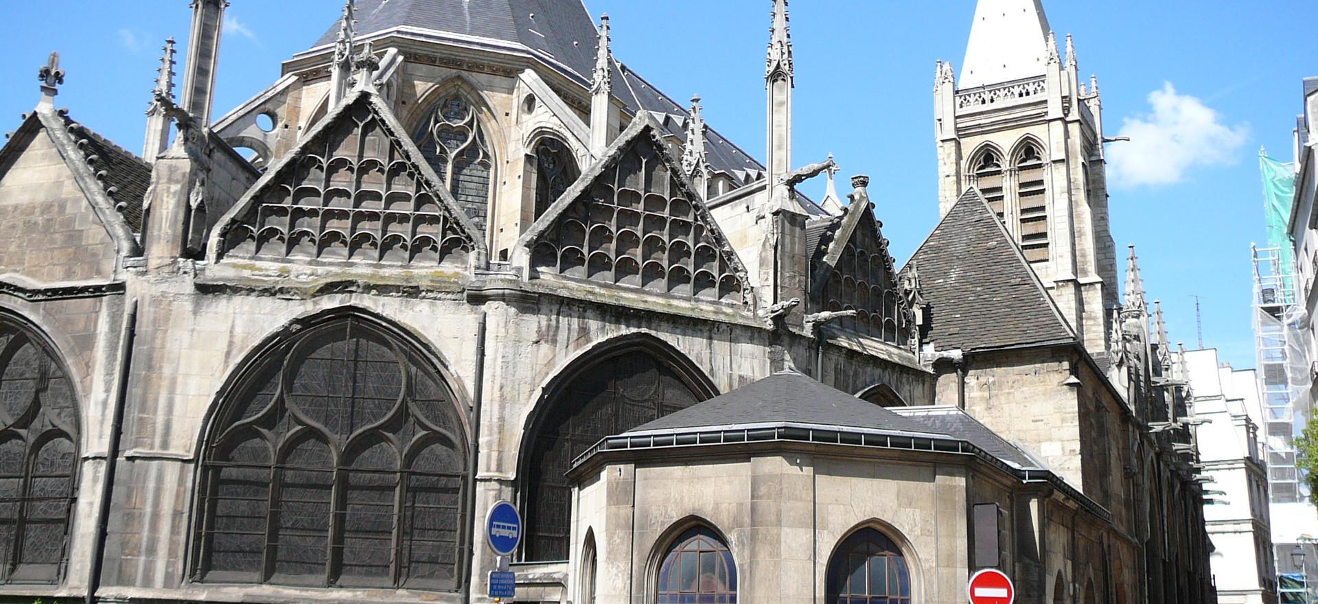 Église de Saint-Séverin (5ème arrondissement)