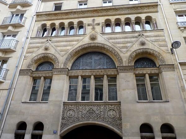 Eglise protestante allemande - Christuskirche (9ème arrondissement)