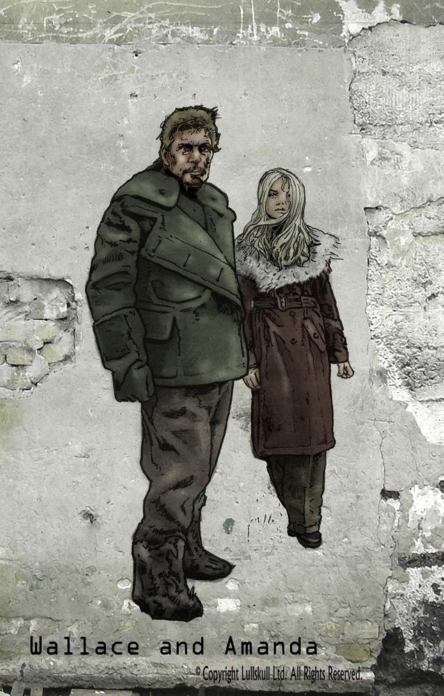 Wallace and Amanda