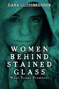 Women Behind Stained Glass cover