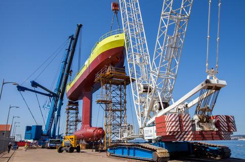 ATIR Launching in Ria de Vigo
